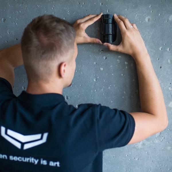 installatie en montage draadloos alarmsysteem